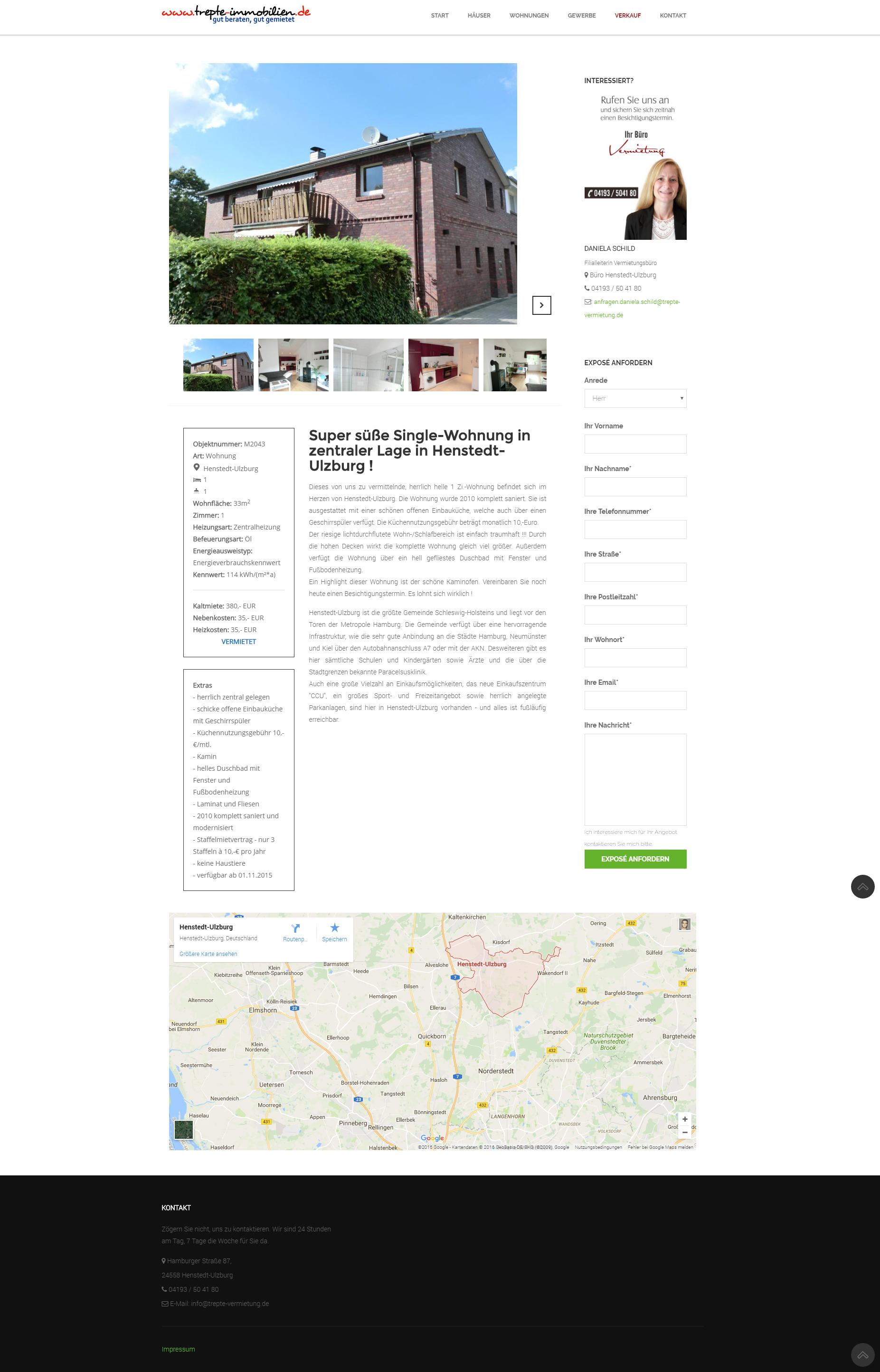 Michael Lucas Trepte-Immobilien GmbH Vermietung
