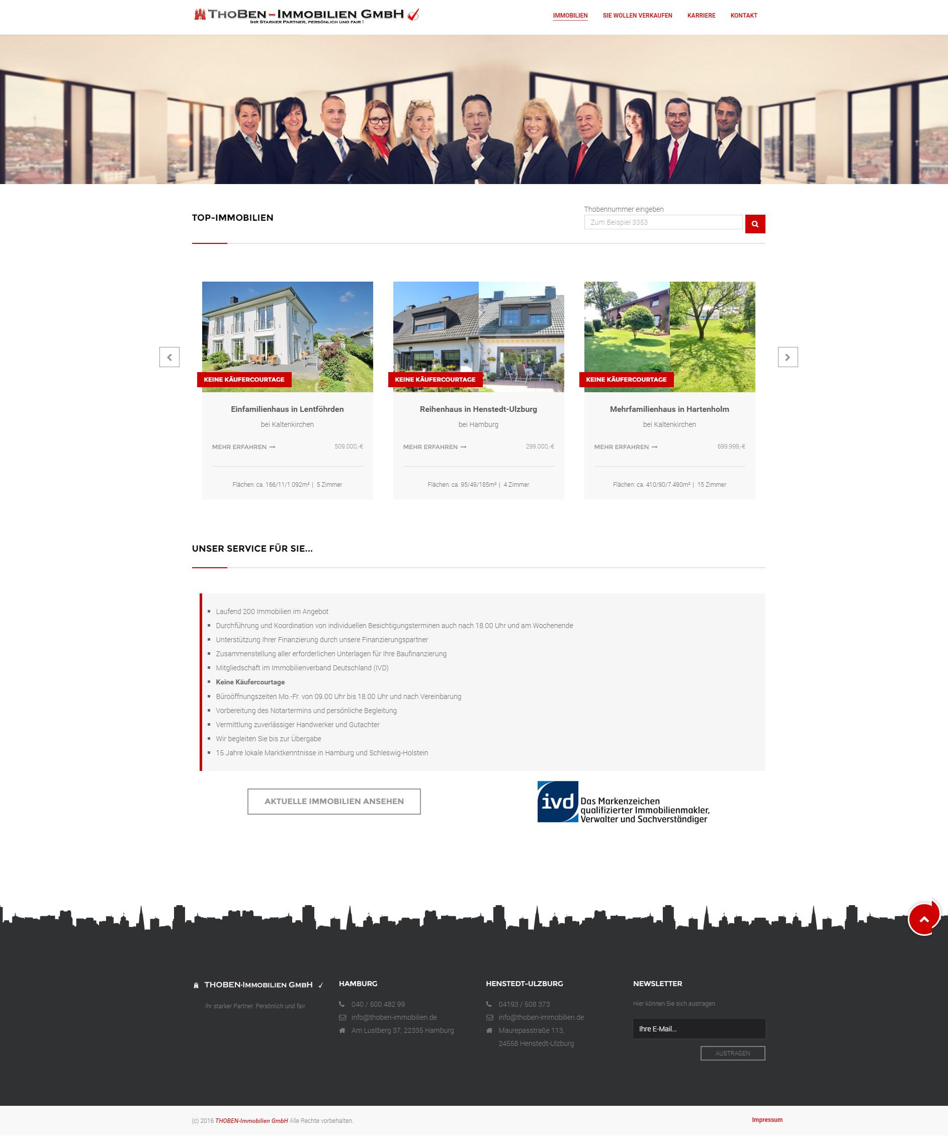 Michael Lucas Thoben-Immobilien GmbH