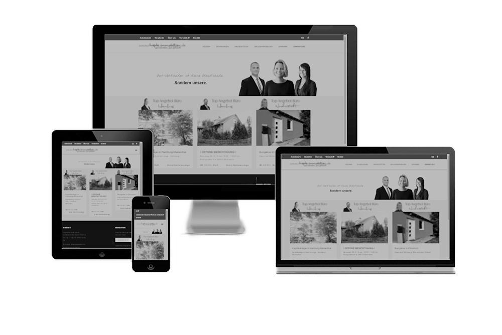 Michael Lucas Webdesign / Programmierung / Design Norderstedt